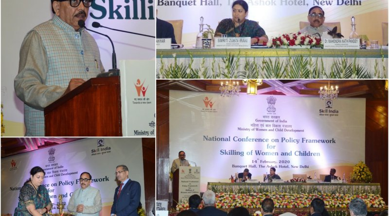 WCD Ministry partners with Ministry of Skill Development to empower women entrepreneurs