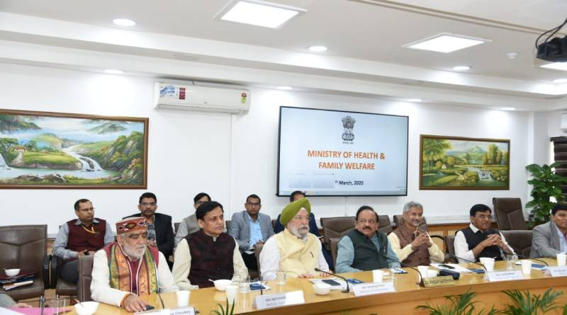 Coronavirus Health Aviation External Affairs Ministers review COVID 19 in India | Indus Dictum