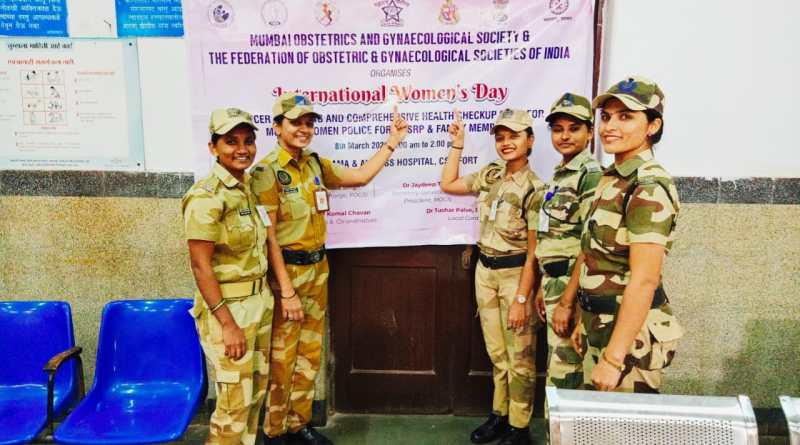 Over 70,000 women police and CRPF across India were screened as part of the nationwide cervical and breast cancer screening organised by FOGSI 2
