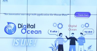 MoES launches Digital Ocean platform
