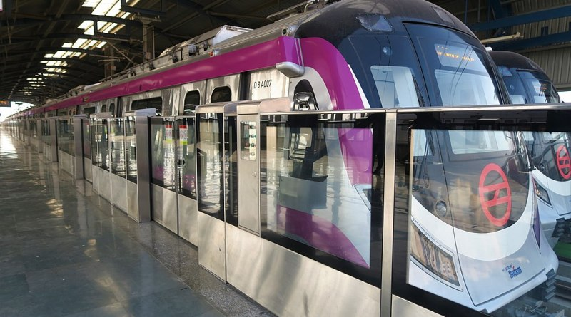 PM Modi to flag off India first driverless train on Delhi Metro Magenta Line on Dec 28
