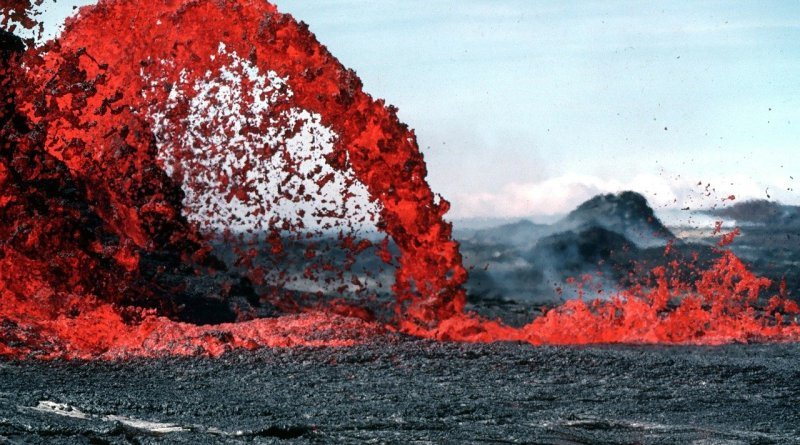 Magma intusions could lead to traps for hydrocarbon and geothermal energy resouces | indusdictum