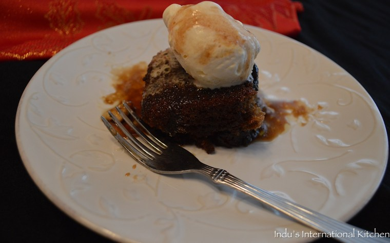 Sticky Toffee Pudding Cake (Dairy Free version)
