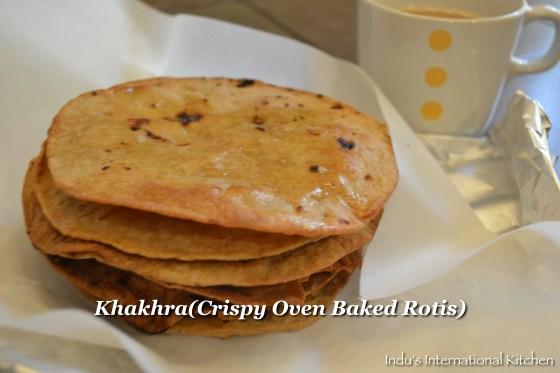 Baked Khakhras