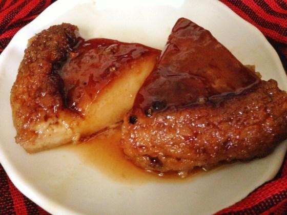 Wattalapam(Coconut Custard Pudding)