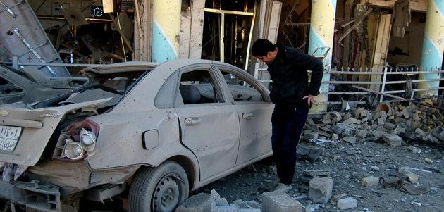 عراق ۾ سياسي جلسي تي حملي ۾ 22 ڄڻا مارجي ويا