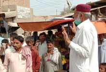 Photo of فريدآباد: جدوجھد رنگ لاٿو،  ايس ڊي او واپڊا بجلي جي بحالي لاء بک ھڙتال ڪئمپ پھچي ويو