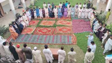 Photo of ٺٽو: جماعت اسلامي جي گڏجاڻي،  نوجوان پارٽي ۾ شامل