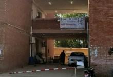 Photo of ڪوٽڙي ڀرسان ٻولهاڙي ۾ رڪشا ۽ ٽرڪ وچ ۾ ٽڪر پنج ڄڻا زخمي