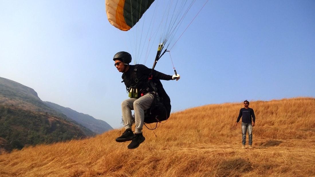 P1 Paragliding Pilot Course