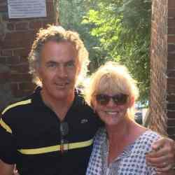 Margot & Chris Sagan