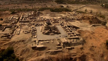 know about Ancient Indus Valley Civilization, who ended because of weaker monsoon