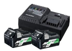 HiKOKI Batteripakke 36V MULTI VOLT
