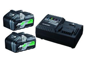 HiKOKI Batteripakke MULTI VOLT 36V