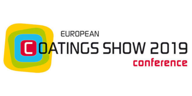 European Coatings Show Conference 2019