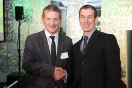 Paolo Buoni (EEC) e Paul Stephen (REI)