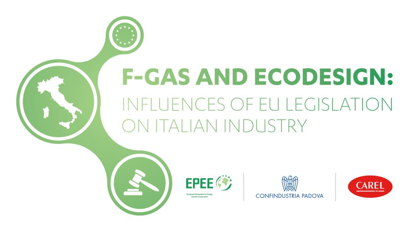 F-GAS AND ECODESIGN LOGO