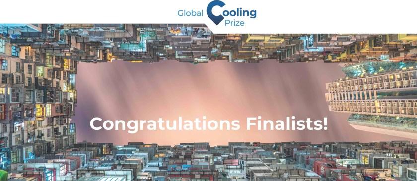 finalisti global cooling prize