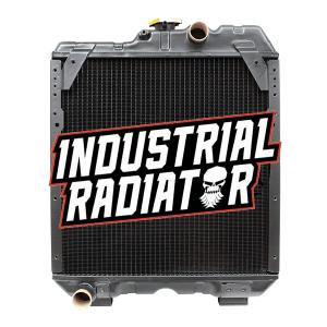 IR212004 Radiator - Case/IH- 17 5/8 x 18 x 2