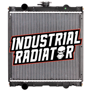 IR212072 Case/IH Ford/New Holland tractor radiator