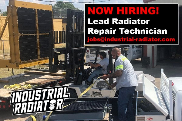 Lead Radiator Repair Technician jobs Dallas