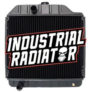 IR211009 John Deere Tractor Radiator