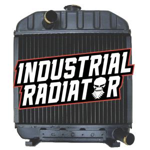 IR211047 Kubota Tractor Radiator
