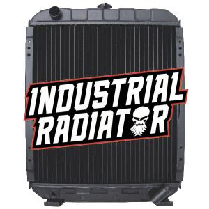 IR211057 John Deere Tractor Radiator