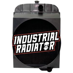 IR211083 Oliver / White / Mpls Moline Radiator