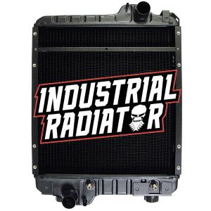 IR211096 Case/IH Ford/New Holland radiator