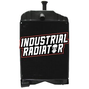 IR219547 Massey Ferguson Tractor Radiator