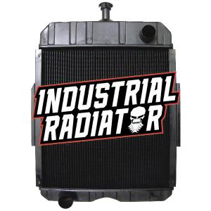 IR219597 International Tractor Radiator