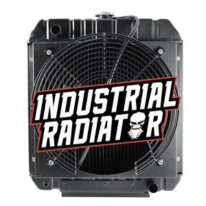 IR245972 Isuzu Gen Set Radiator