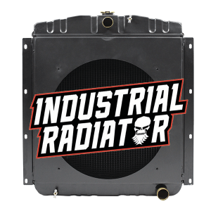 IR246000 GMC Detroit Diesel Power Unit Radiator