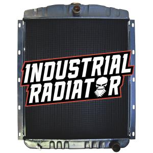 IR246009 GMC/Detroit Diesel Power Unit Radiator