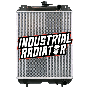 Kobelco / Case/IH / New Holland Radiator - 16 3/4 x 13 13/16 x 1 7/16