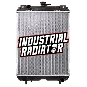 Kobelco / Case/IH Radiator - 16 3/4 x 13 13/16 x 1