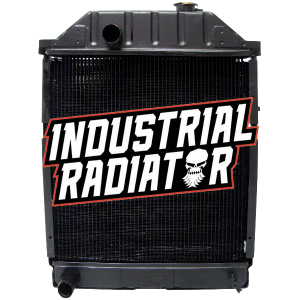Ford/John Deere Radiator - 17 13/16 x 17 3/8 x 2 11/16
