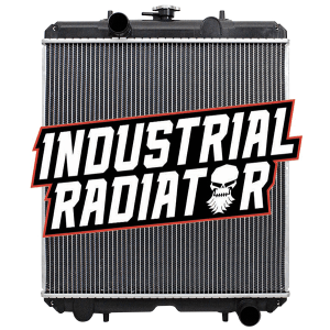 Case / Ford/New Holland Radiator - 21 5/8 x 20 5/8 x 2 1/4 (PTR)