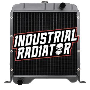 Case/IH Skidsteer Radiator -19 3/8 x 19 1/4 x 2