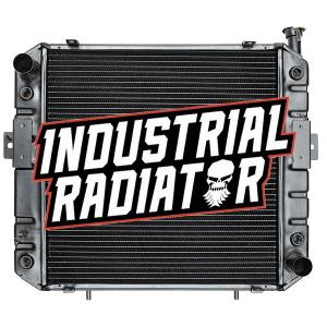 Komatsu Forklift Radiator - 20 3/4 x 21 3/4 x 2 3/8