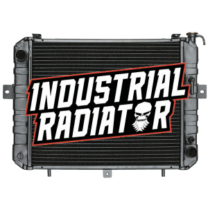 Komatsu/Allis/Kalmar Forklift Radiator - 19 5/8 x 16 3/4 x 2 3/8