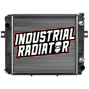 Hyster/Yale Forklift Radiator - 18 3/4 x 16 3/4 x 1 7/8