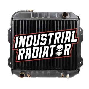 Nissan Forklift Radiator - 14 1/2 x 19 1/4 x 1 15/16