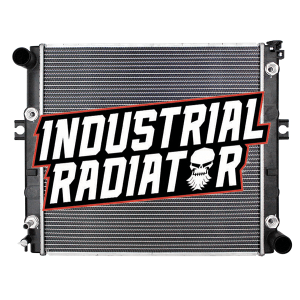 Komatsu Forklift Radiator - 21 5/8 x 20 3/4 x 2 1/4
