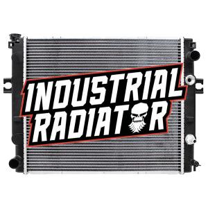 Komatsu Forklift Radiator - 20 3/4 x 17 5/8 x 1 7/8