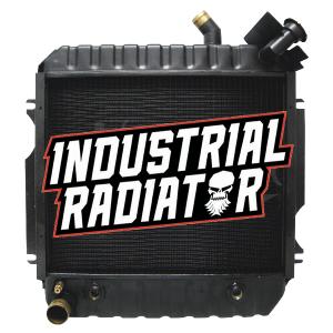 Hyster Forklift Radiator - 15 3/4 x 19 1/2 x 4