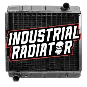 Hyster Forklift Radiator w/o Shroud - 14 x 17 5/8 x 2 7/8