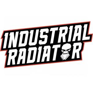 Hyster Forklift Radiator - 18 3/4 x 17 3/16 x 2 1/4