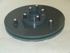 bubble forming plate